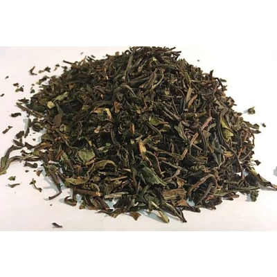 Thé noir Darjeeling First Flush Blend Bio